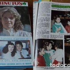 Coleccionismo de Revista Diez Minutos: REVISTA DIEZ MINUTOS 1981 ROCÍO DÚRCAL. Lote 90060200