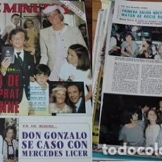 Coleccionismo de Revista Diez Minutos: REVISTA DIEZ MINUTOS 1984 ROCÍO DÚRCAL. Lote 90117972