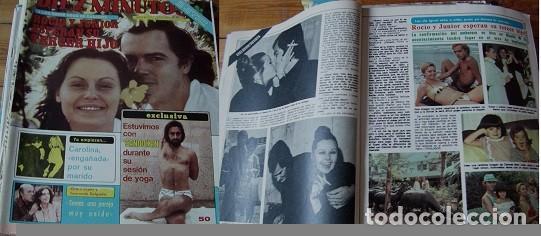 REVISTA DIEZ MINUTOS 1979 ROCÍO DÚRCAL (Coleccionismo - Revistas y Periódicos Modernos (a partir de 1.940) - Revista Diez Minutos)