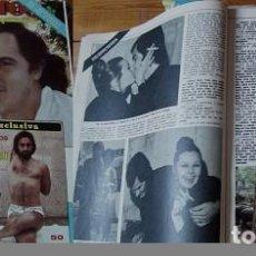 Coleccionismo de Revista Diez Minutos: REVISTA DIEZ MINUTOS 1979 ROCÍO DÚRCAL. Lote 90118184