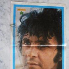 Coleccionismo de Revista Diez Minutos: POSTER REVISTA DIEZ MINUTOS - DAVID ESSEX - Nº 218 - MIDE 43 X 27,50 C.M.. Lote 91338220