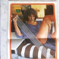 Coleccionismo de Revista Diez Minutos: POSTER REVISTA DIEZ MINUTOS - PACA GABALDON - FEBRERO 1976 MIDE 43 X 28 C.M.. Lote 91371770
