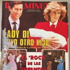 Coleccionismo de Revista Diez Minutos: DIEZ MINUTOS Nº 1727 AÑO 1984. Lote 95622623