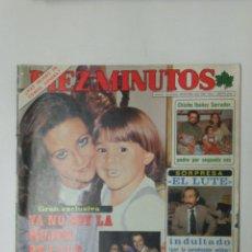 Coleccionismo de Revista Diez Minutos: REVISTA DIEZ MINUTOS AÑO 1980 . Lote 95691856