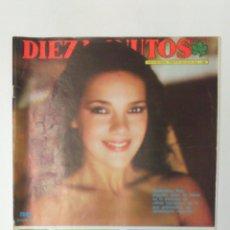 Coleccionismo de Revista Diez Minutos: REVISTA DIEZ MINUTOS AÑO 1978 . Lote 95693820