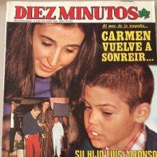 Coleccionismo de Revista Diez Minutos: DIEZ MINUTOS Nº 1699 / AÑO 1984. Lote 95747487