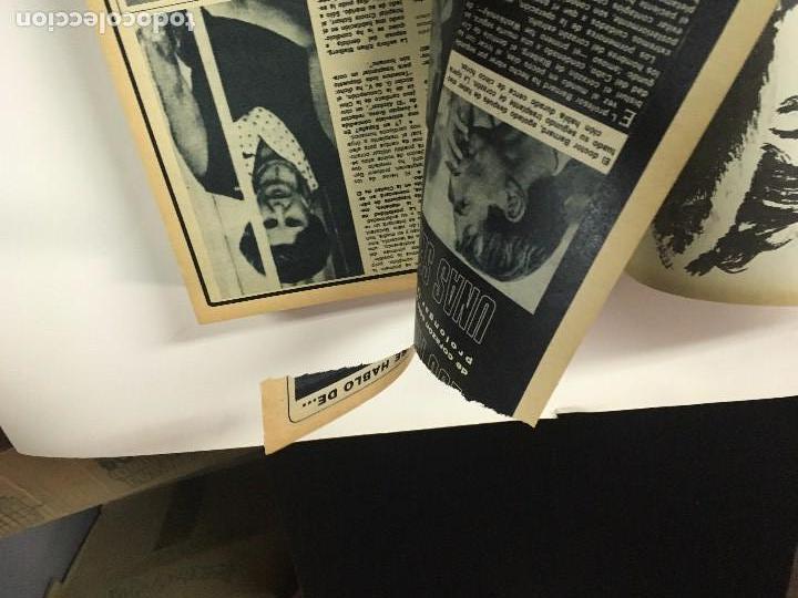 Coleccionismo de Revista Diez Minutos: REVISTA DIEZ MINUTOS tomo 1r semestre 1968 - Foto 3 - 95842283