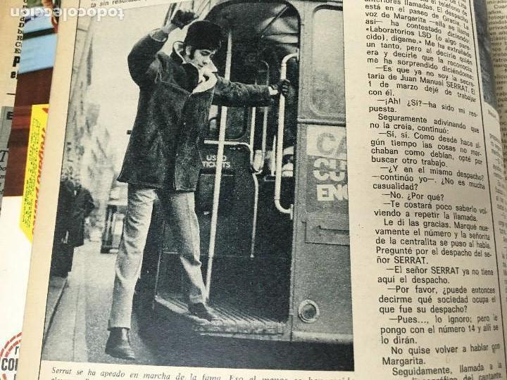 Coleccionismo de Revista Diez Minutos: REVISTA DIEZ MINUTOS tomo 1r semestre 1968 - Foto 11 - 95842283
