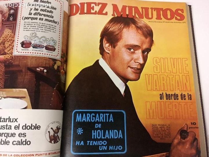 Coleccionismo de Revista Diez Minutos: REVISTA DIEZ MINUTOS tomo 1r semestre 1968 - Foto 16 - 95842283