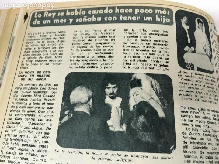 Coleccionismo de Revista Diez Minutos: REVISTA DIEZ MINUTOS tomo 1r semestre 1968 - Foto 19 - 95842283