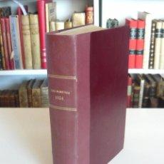 Coleccionismo de Revista Diez Minutos: 1954 - REVISTA DIEZ MINUTOS. AÑO IV. Nº 126-174. AÑO 1954 COMPLETO - ILUSTRADA - ENCUADERNACIÓN . Lote 97242087