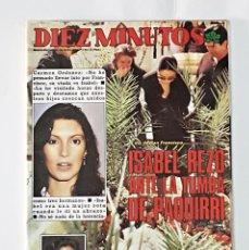 Coleccionismo de Revista Diez Minutos: REVISTA DIEZ MINUTOS -Nº 1730 DE 1984. Lote 98214791