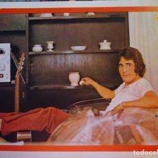 Coleccionismo de Revista Diez Minutos: POSTER DE LA REVISTA DIEZ MINUTOS AÑO 1972. ACTRICES ACTORES CANTANTES 40 X 27 CM MIGUEL MIKE RIOS. Lote 98943055