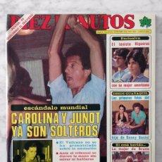 Coleccionismo de Revista Diez Minutos: DIEZ MINUTOS - 1980 - JUNOT, AFRICA PRATT, ANTONIO MOLINA, MARISOL, NATALIA DICENTA, AMPARO MUÑOZ. Lote 105804727