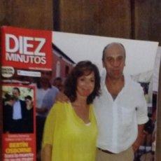 Coleccionismo de Revista Diez Minutos: EDICIÒN ESPECIAL 27-AGOSTO-2004, Nº 2766. Lote 106920751