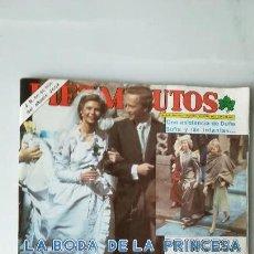 Coleccionismo de Revista Diez Minutos: REVISTA DIEZ MINUTOS, 1982. Lote 109443195
