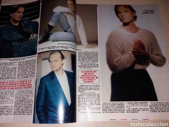 Coleccionismo de Revista Diez Minutos: DIEZ MINUTOS - 26-01-88 - SABRINA - MIGUEL BOSÉ - ETC... - Foto 6 - 112791212