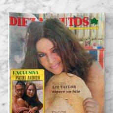 Coleccionismo de Revista Diez Minutos: DIEZ MINUTOS - 1974 - SARA MONTIEL, PATXI ANDION, INMA DE SANTIS, BLANCA ESTRADA, RITA PAVONE, MOCHI. Lote 115081215