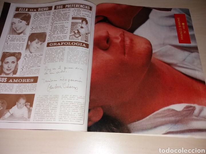 Coleccionismo de Revista Diez Minutos: Antigua revista DIEZ MINUTOS - Año 1977 - Número 1338 - La Cantudo - Sex poster de Concha Velasco - Foto 4 - 115405606