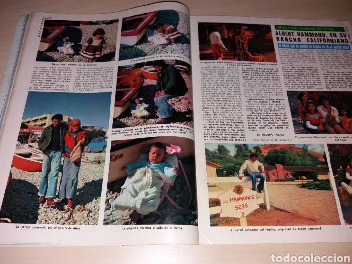 Coleccionismo de Revista Diez Minutos: Antigua revista DIEZ MINUTOS - Año 1977 Número 1328 - Marisol - Sex poster Teresa Rabal - Foto 3 - 115406436