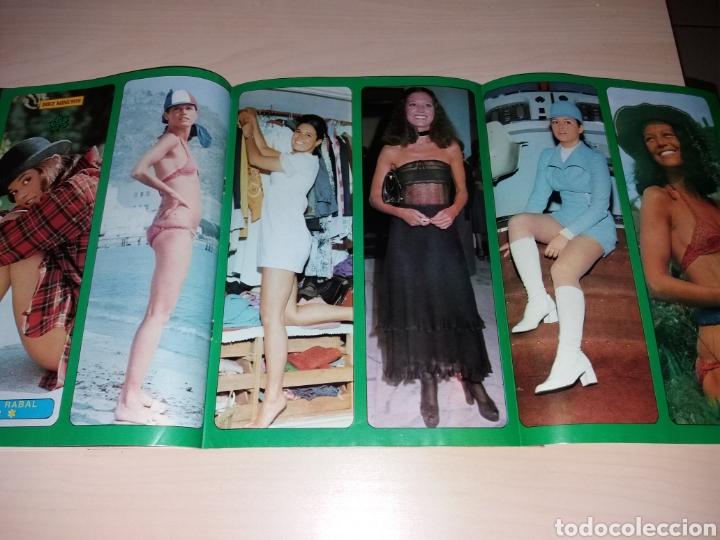 Coleccionismo de Revista Diez Minutos: Antigua revista DIEZ MINUTOS - Año 1977 Número 1328 - Marisol - Sex poster Teresa Rabal - Foto 5 - 115406436