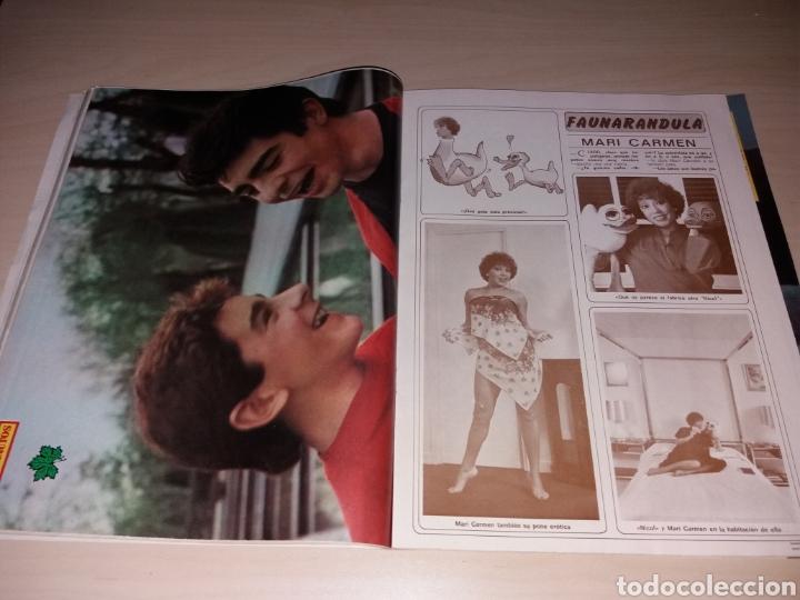 Coleccionismo de Revista Diez Minutos: DIEZ MINUTOS año 1979, Número 1439 - ISABEL PANTOJA - LAS FOTOS OVNIS Q ATEMORIZO A CANARIAS - Foto 8 - 115407387