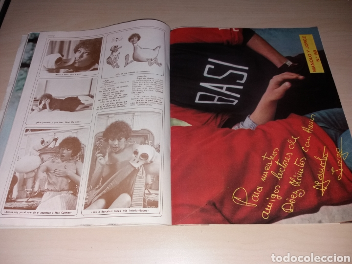 Coleccionismo de Revista Diez Minutos: DIEZ MINUTOS año 1979, Número 1439 - ISABEL PANTOJA - LAS FOTOS OVNIS Q ATEMORIZO A CANARIAS - Foto 11 - 115407387