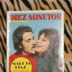 Coleccionismo de Revista Diez Minutos: DIEZ MINUTOS Nº 1120 10 FEBRERO 1972. Lote 116385563