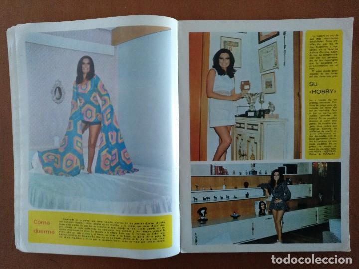 Coleccionismo de Revista Diez Minutos: REVISTA DIEZ MINUTOS 40 FAMOSAS EN LA INTIMIDAD DIBUJOS FORGES EXTRA 1974 - Foto 2 - 117600680