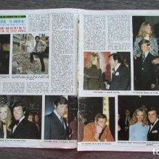 Coleccionismo de Revista Diez Minutos: RECORTE DIEZ MINUTOS 1222 1975 CHRISTOPHER GEORGE, EL INMORTAL. . Lote 117602159
