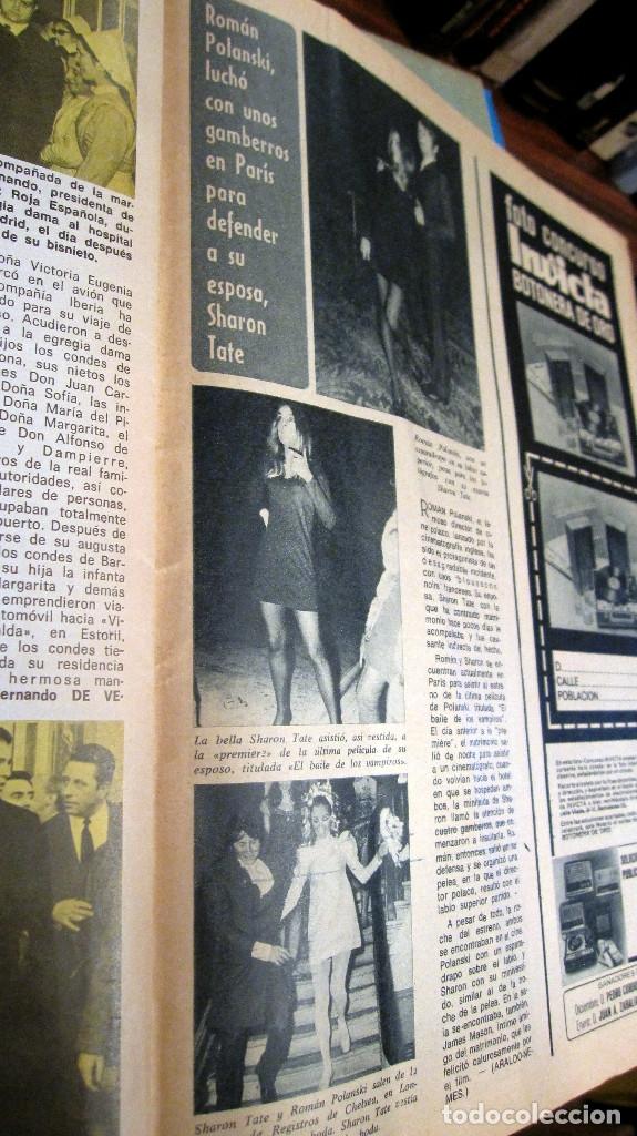 Coleccionismo de Revista Diez Minutos: DIEZ MINUTOS ESPECIAL.Nº 860 DE 1968. 10 PTS. 50 PAG. - Foto 2 - 105966455
