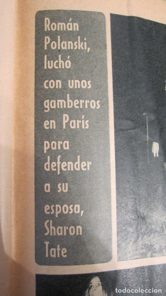 Coleccionismo de Revista Diez Minutos: DIEZ MINUTOS ESPECIAL.Nº 860 DE 1968. 10 PTS. 50 PAG. - Foto 3 - 105966455