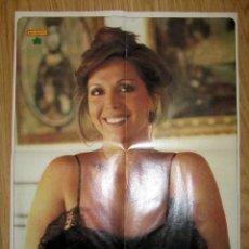 Coleccionismo de Revista Diez Minutos: POSTER REVISTA DIEZ MINUTOS MARISA ABAD. Lote 128488351
