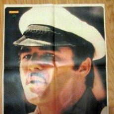 Coleccionismo de Revista Diez Minutos: POSTER REVISTA DIEZ MINUTOS BURT REYNOLDS. Lote 128488435