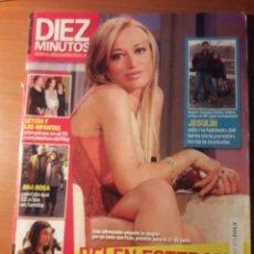 Coleccionismo de Revista Diez Minutos: REVISTA DIEZ MINUTOS. ENERO 2008. VER SUMARIO. Lote 130262014