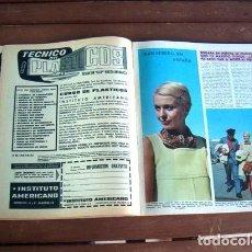 Coleccionismo de Revista Diez Minutos: DIEZ MINUTOS / JEAN SEBERG EN ESPAÑA, SANDIE SHAW, BOCACCIO BARCELONA, MINA, ROCIO DURCAL, HIPPIES. Lote 131705986