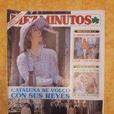 Collectionnisme de Magazine Diez Minutos: DIEZ MIUTOS N° 1555. Lote 131772281