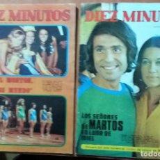 Coleccionismo de Revista Diez Minutos: DIEZ MINUTOS. Lote 138082702