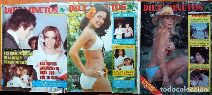 Coleccionismo de Revista Diez Minutos: DIEZ MINUTOS - Foto 3 - 138082702