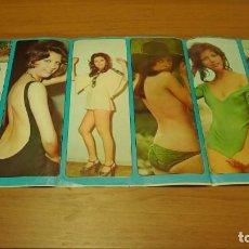 Coleccionismo de Revista Diez Minutos: DIEZ MINUTOS SEX POSTER TOP SECRET Nº 64 ~ MARISA BELL. Lote 185966198