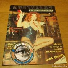Coleccionismo de Revista Diez Minutos: DESTELLOS Nº 0 1984 ~ BIBI ANDERSEN ~ NINA HAGEN ~ SILVIA MUNT ~ LUIS MIGUEL ~ REVISTA MUY RARA. Lote 138998186