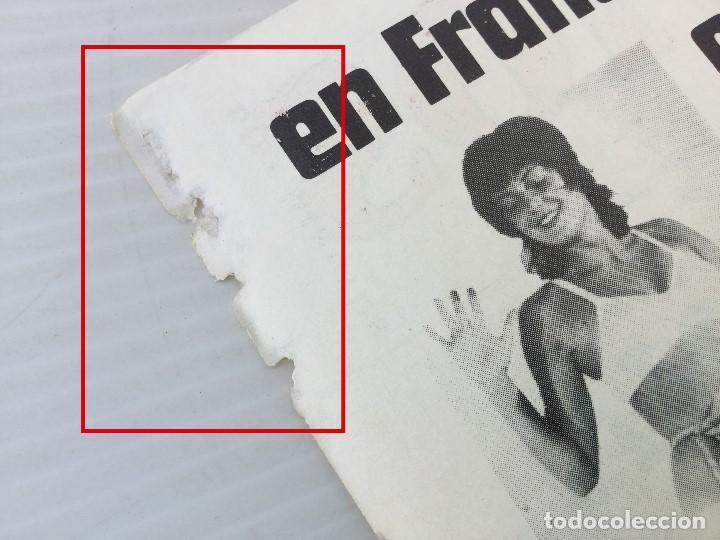 Coleccionismo de Revista Diez Minutos: Revista Diez Minutos nº 1116 - 13/01/1973 – Karina - Esthel Rojo - Foto 3 - 141848450