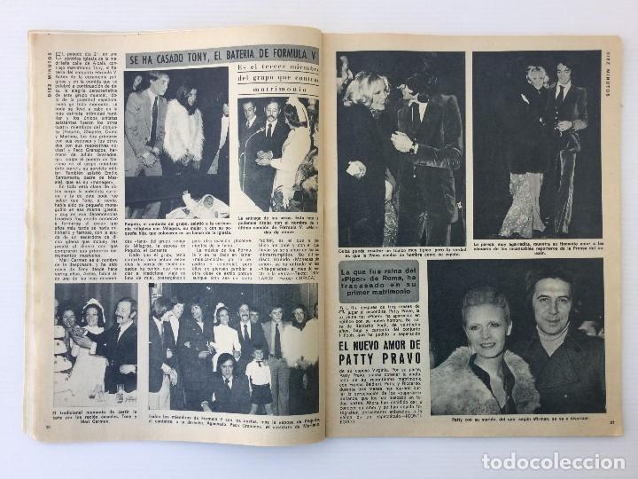 Coleccionismo de Revista Diez Minutos: Revista Diez Minutos nº 1116 - 13/01/1973 – Karina - Esthel Rojo - Foto 12 - 141848450