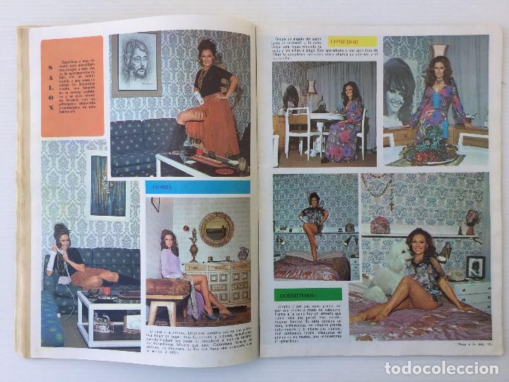 Coleccionismo de Revista Diez Minutos: Revista Diez Minutos nº 1116 - 13/01/1973 – Karina - Esthel Rojo - Foto 15 - 141848450
