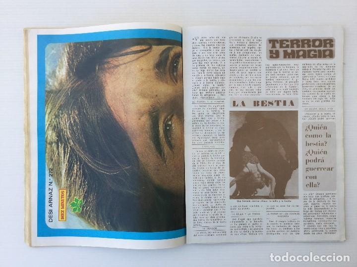 Coleccionismo de Revista Diez Minutos: Revista Diez Minutos nº 1116 - 13/01/1973 – Karina - Esthel Rojo - Foto 16 - 141848450