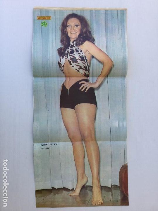 Coleccionismo de Revista Diez Minutos: Revista Diez Minutos nº 1116 - 13/01/1973 – Karina - Esthel Rojo - Foto 18 - 141848450