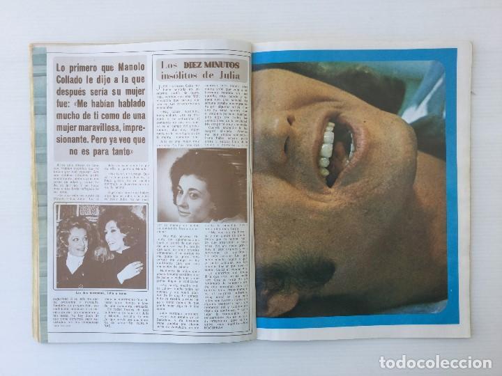 Coleccionismo de Revista Diez Minutos: Revista Diez Minutos nº 1116 - 13/01/1973 – Karina - Esthel Rojo - Foto 19 - 141848450