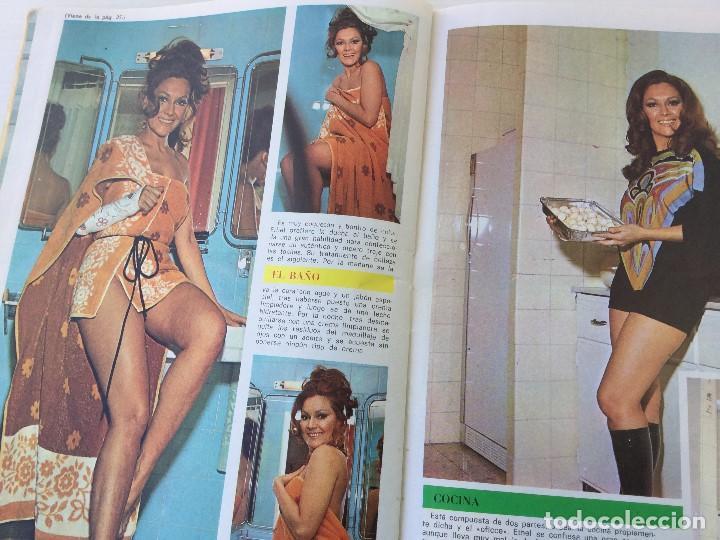 Coleccionismo de Revista Diez Minutos: Revista Diez Minutos nº 1116 - 13/01/1973 – Karina - Esthel Rojo - Foto 20 - 141848450