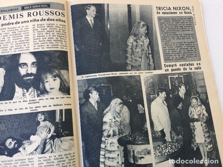 Coleccionismo de Revista Diez Minutos: Revista Diez Minutos nº 1116 - 13/01/1973 – Karina - Esthel Rojo - Foto 26 - 141848450