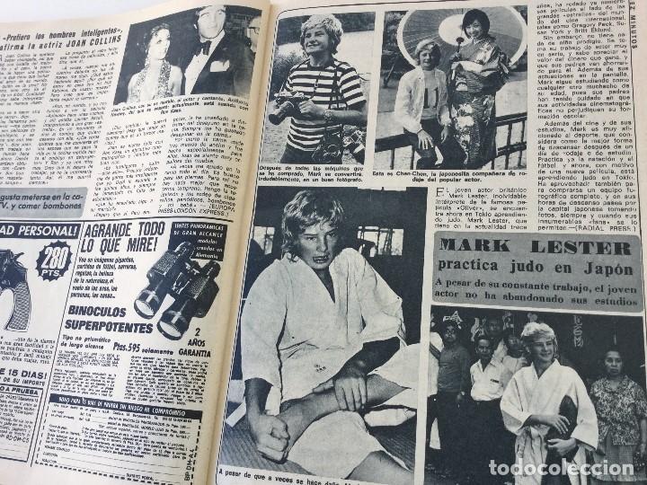 Coleccionismo de Revista Diez Minutos: Revista Diez Minutos nº 1116 - 13/01/1973 – Karina - Esthel Rojo - Foto 27 - 141848450